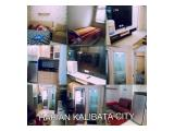 Kalibata City - Residence, Regency, Green Palace