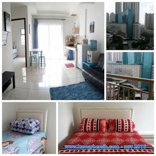Sewa Harian Apartemen Mediterania Garden 2 Tanjung Duren